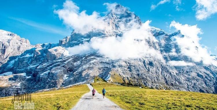 Đỉnh Jungfrau