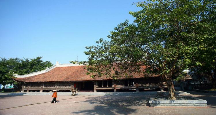 Đình làng Đình Bảng - ngôi đình cổ tại Bắc Ninh