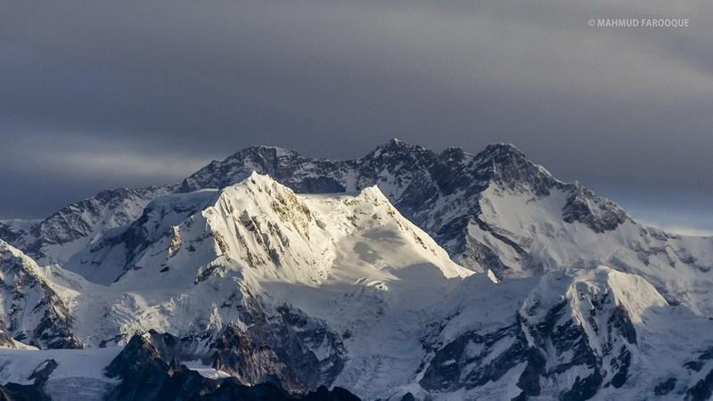 Sandakphu là một trong những đỉnh núi cao nhất của Ấn Độ