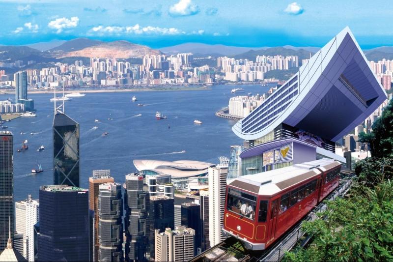 Đỉnh núi Thái Bình, Hồng Kông
