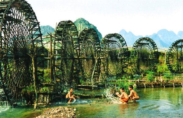 Pù Luông là một trong những khu bảo tồn thiên nhiên hoang sơ đẹp nhất phía Bắc hiện nay