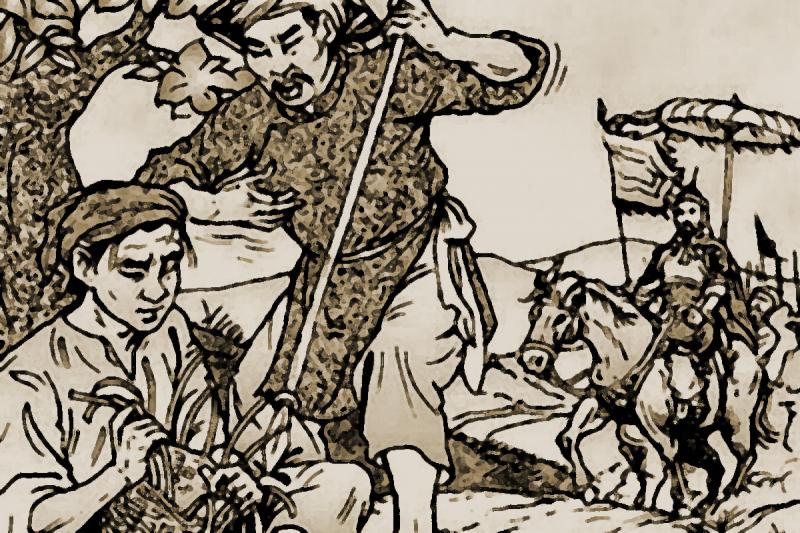 Đinh Văn Tả từng là trọng thần triều Lê Trung Hưng rất được chúa Trịnh sủng ái (Hình ảnh mang tính minh họa).