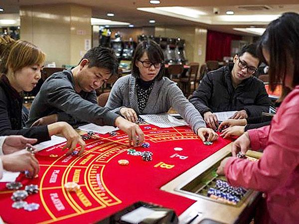 Nạn cờ bạc