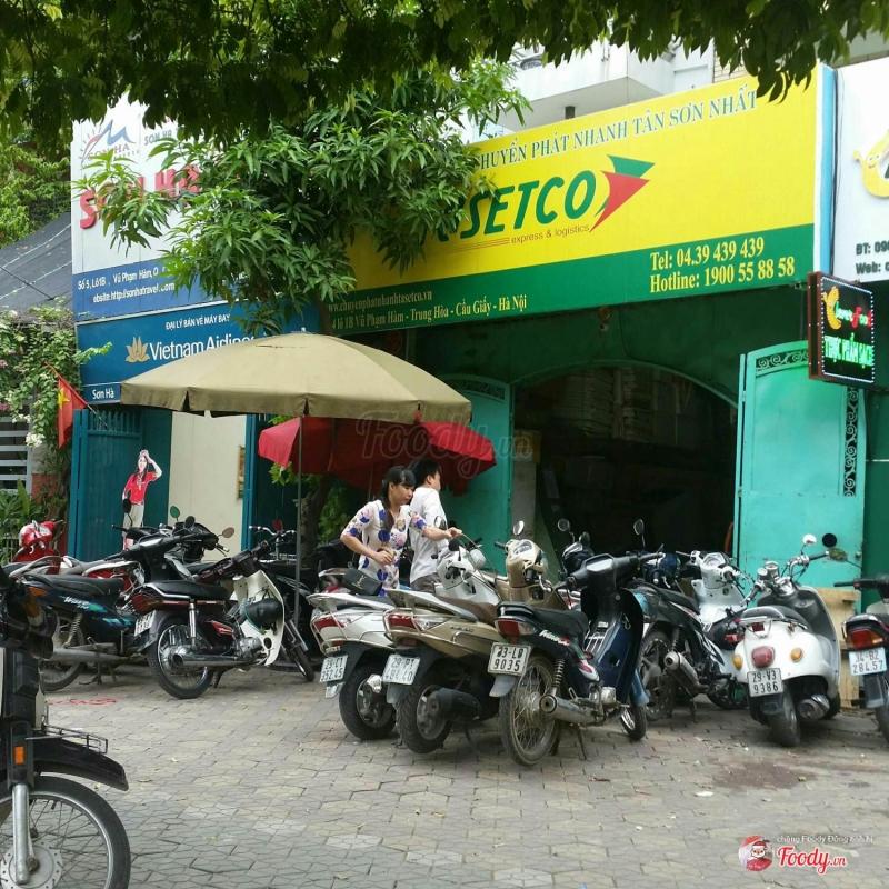 Một chi nhánh của Tasetco