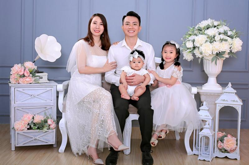 Top 6 Địa chỉ nhận chụp ảnh gia đình đẹp và chất lượng nhất Hà Tĩnh
