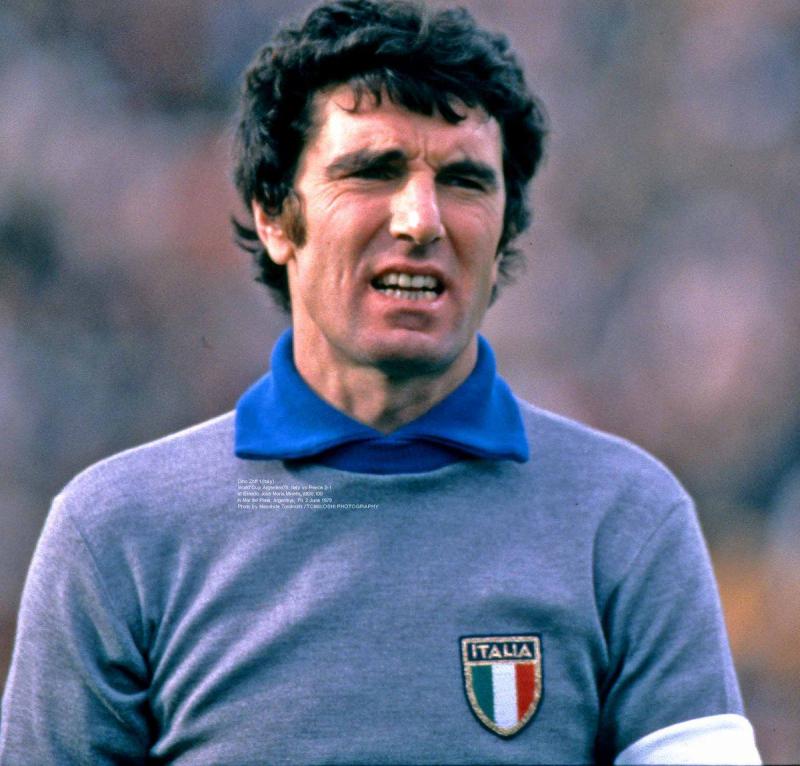 Thủ môn huyền thoại Dino Zoff