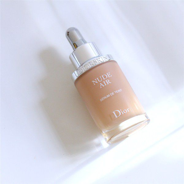 Dior Nude Air Serum De Tent