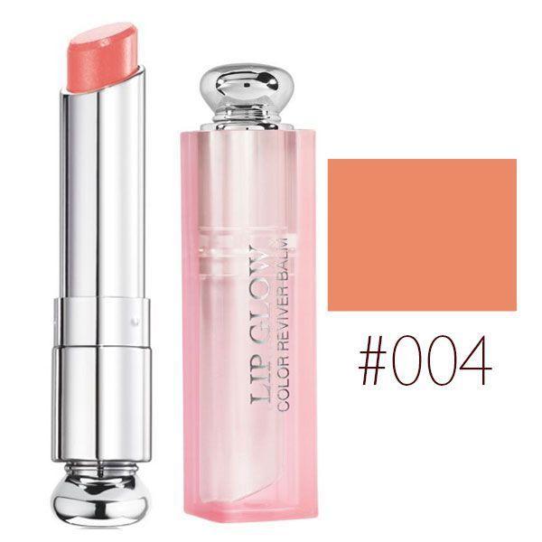 Dior addict lip glow 004