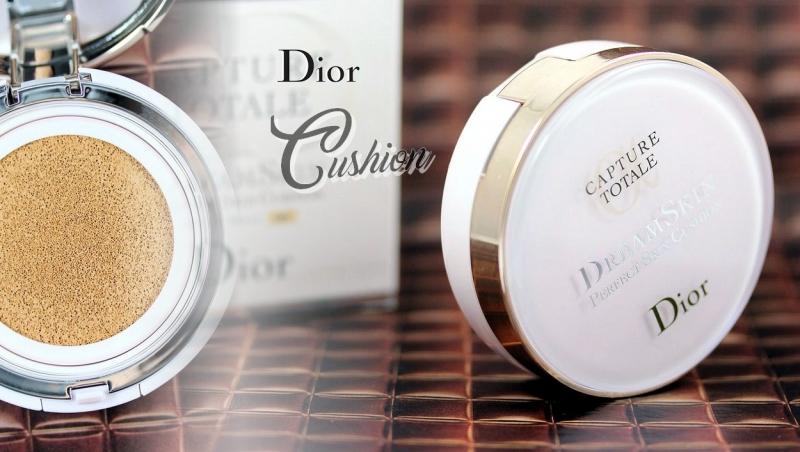 Dior Dream skin cushion