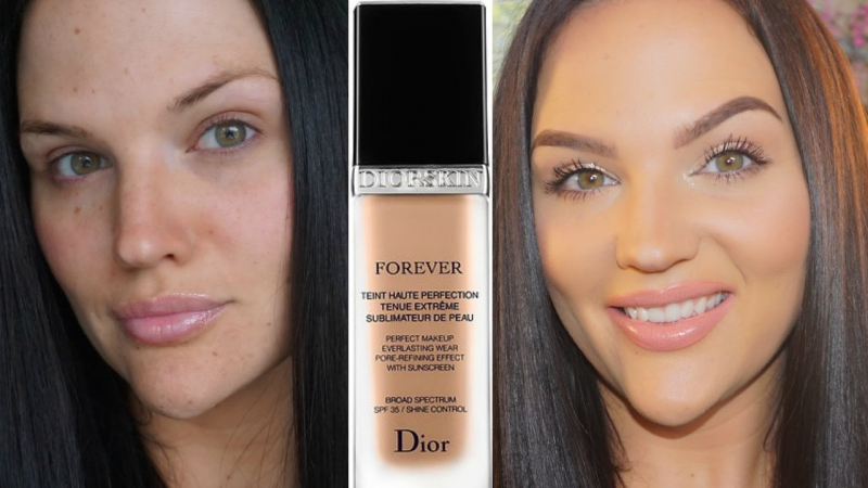 Dior Diorskin Forever Perfect Makeup Broad Spectrum 35