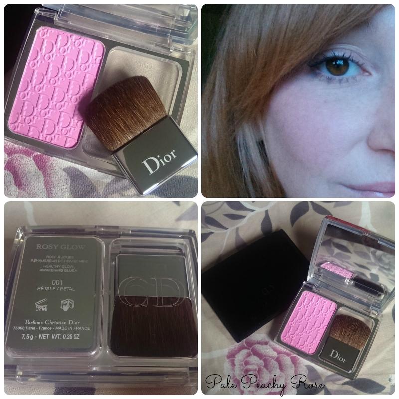 Dior Rosy Glow Healthy Glow Awakening Blush Review