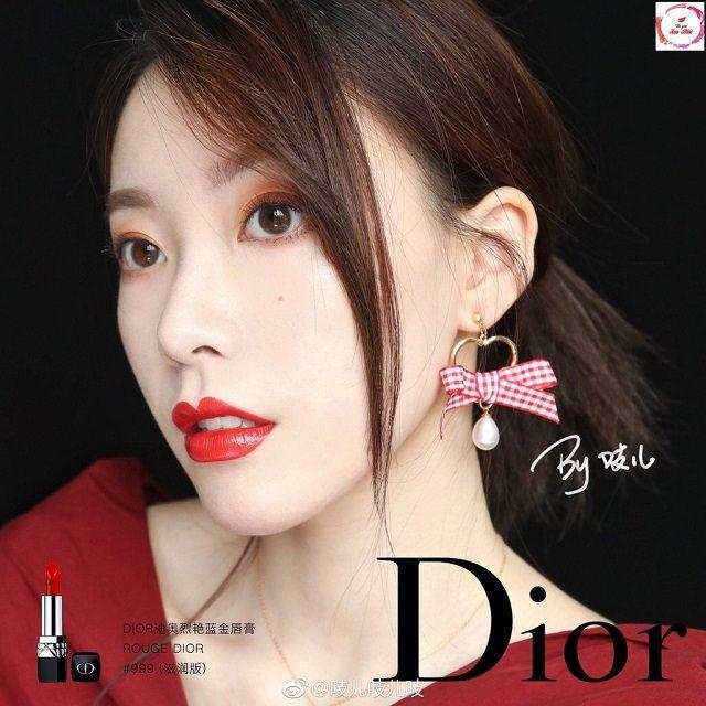 Dior Rouge 999 Matte