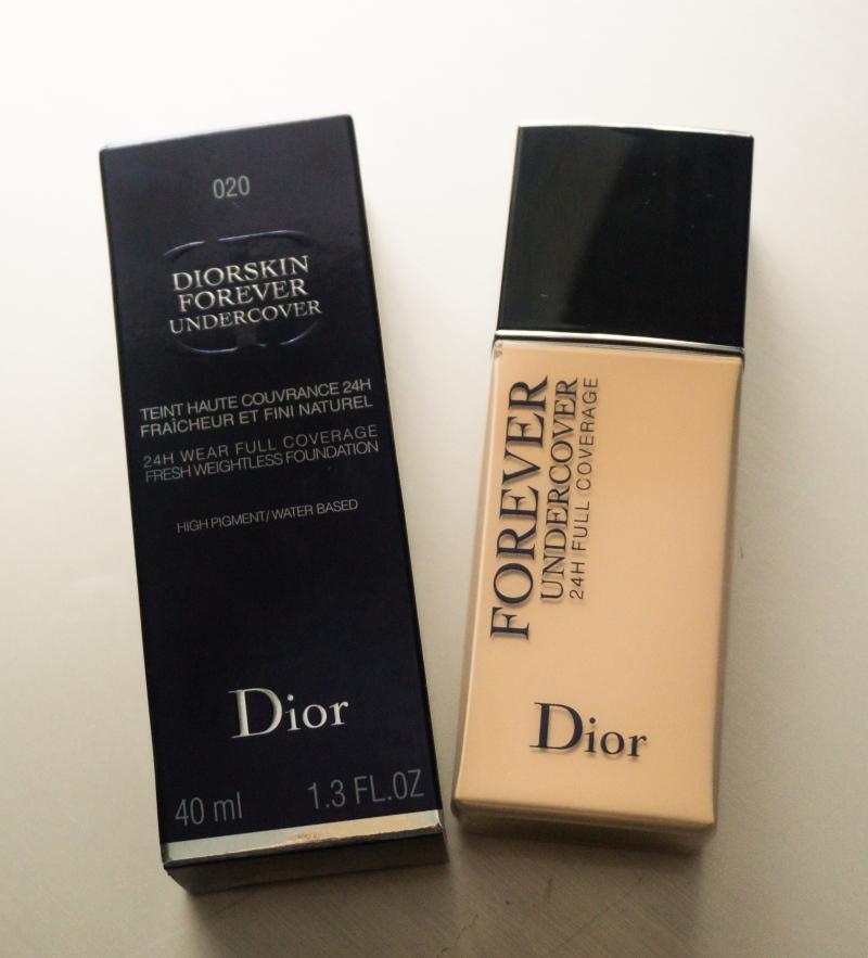Dior forever foundation matte finish