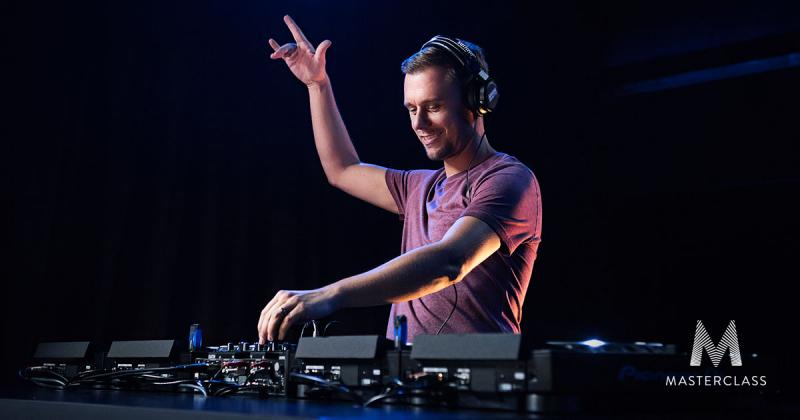 Armin van Buuren - No.4 Top 100 DJs - DJ Mag
