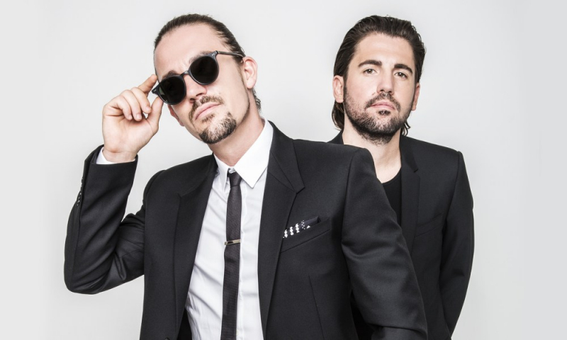 Dimitri Vegas & Like Mike - No.2 Top 100 DJs - DJ Mag