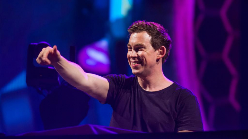 Hardwell - No.3 Top 100 DJs - DJ Mag