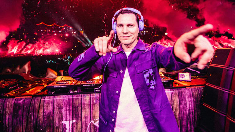 Tiesto - No.6 Top 100 DJs - DJ Mag