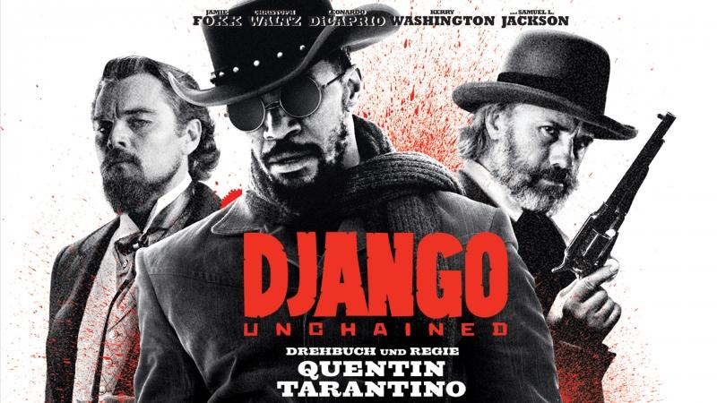 Phim Django Unchained