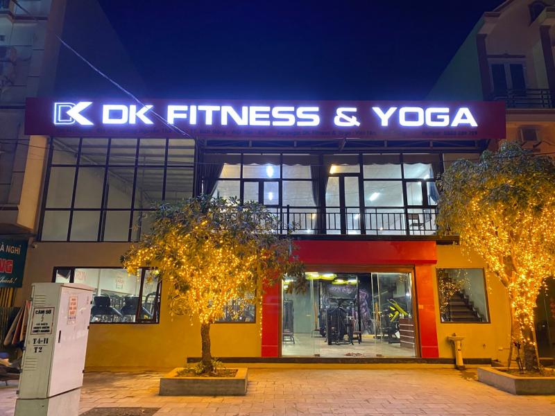 DK Fitness & Yoga - Việt Yên, Bắc Giang