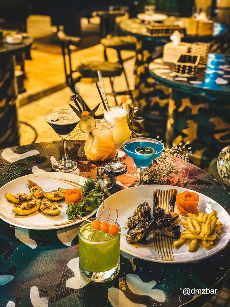 DMZ Coffee & Restaurant Huế