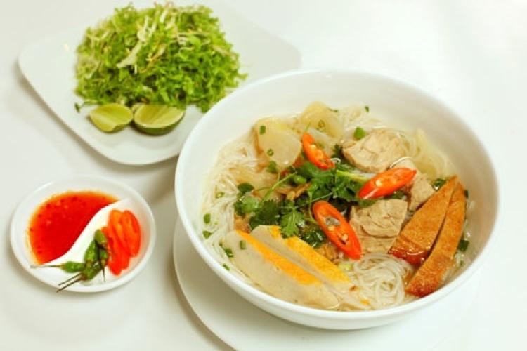 Bún chả cá đặc sản của thành phố biển Nha Trang