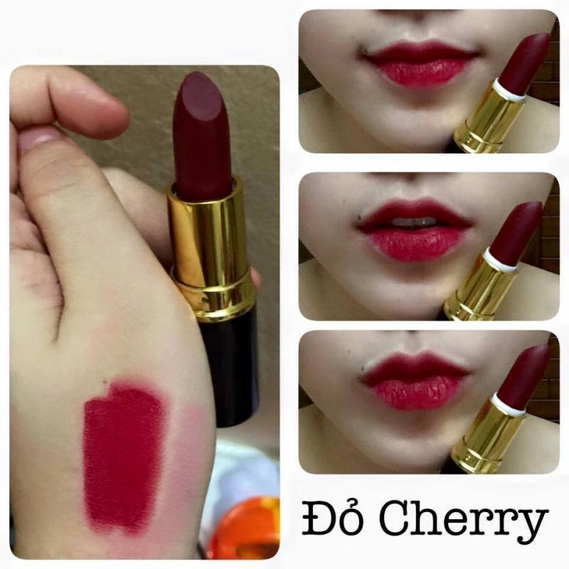 Màu đỏ cherry