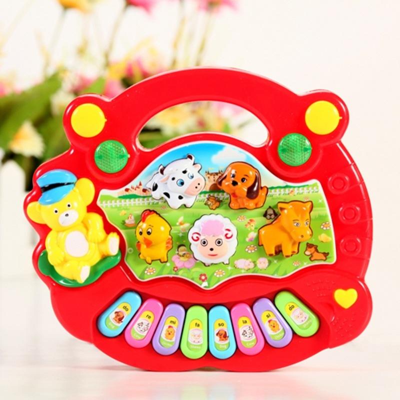 Đồ chơi an toàn cho bé – đồ  chơi âm nhạc