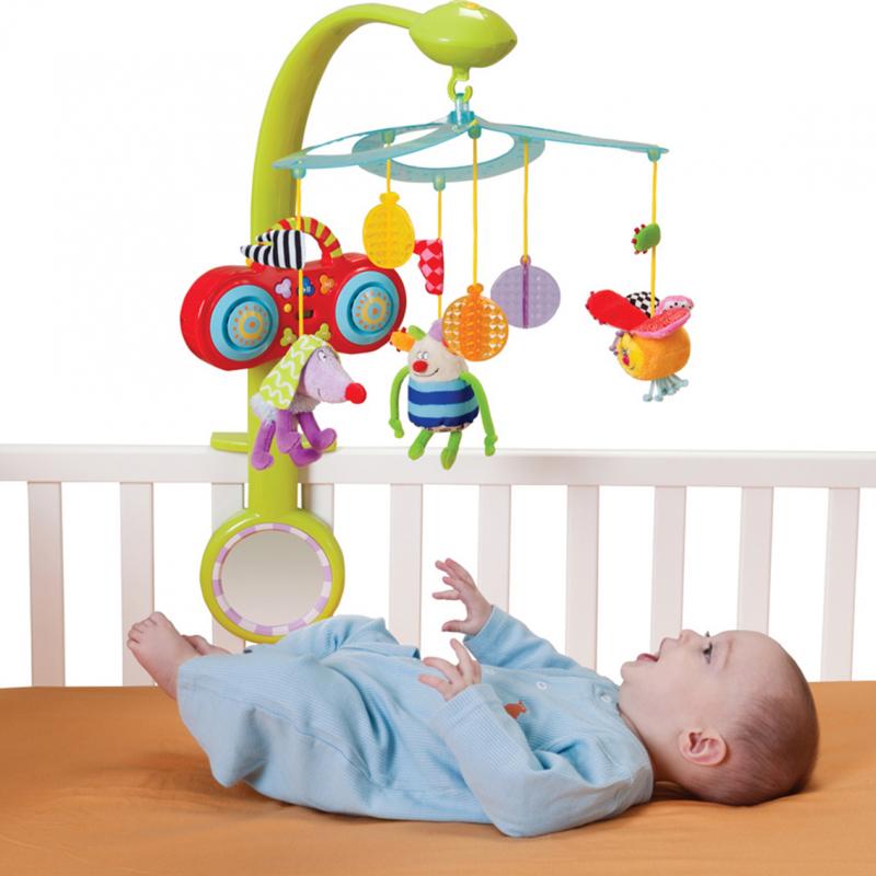 Đồ chơi phù hợp cho các bé sẽ kích thích giác quan của trẻ phát triển