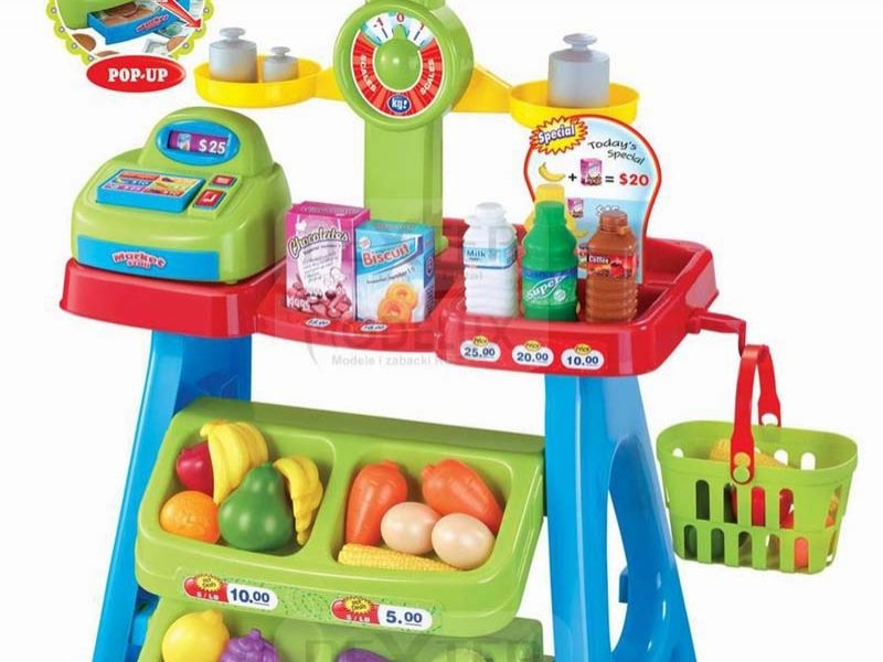 Bộ đồ chơi nấu ăn dành cho bé gái