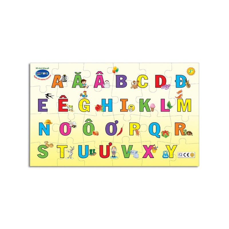 Để chuẩn bị cho bé không còn thấy áp lực với bảng chữ cái khi vào tuổi đi học