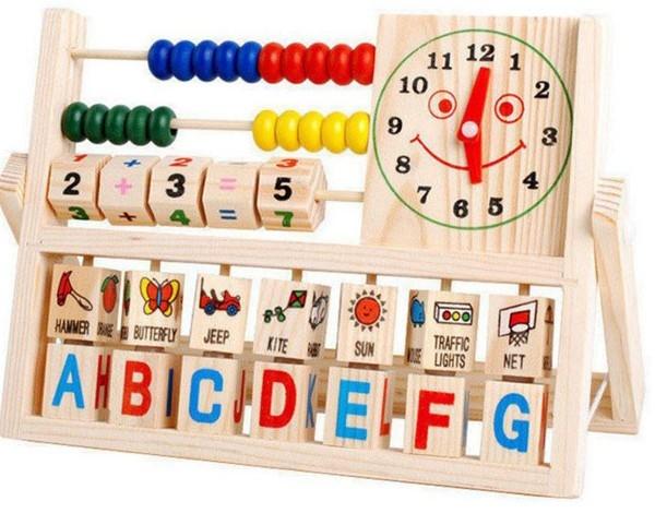 Bảng tính thông minh giúp bé có thể học đếm, học chữ, xem giờ...