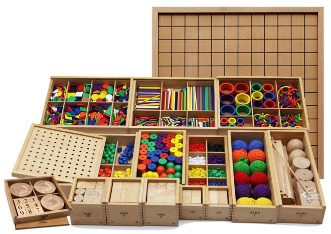 Đồ chơi thông minh bằng gỗ - thế giới đồ chơi trẻ em an toàn