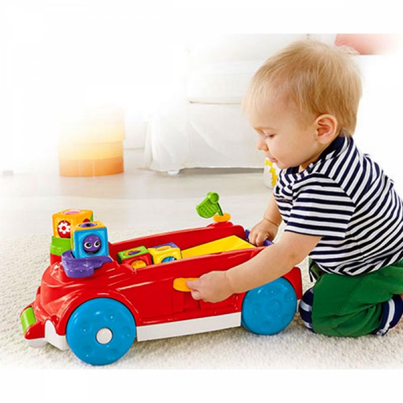 Đồ chơi trẻ em phải đảm bảo tính thẩm mỹ và chắc chắn