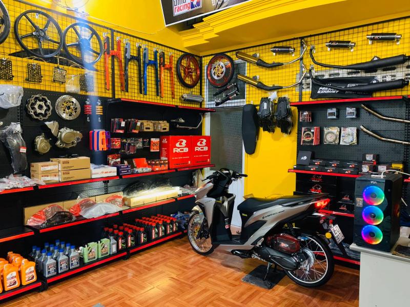 Đồ chơi xe máy HB Store
