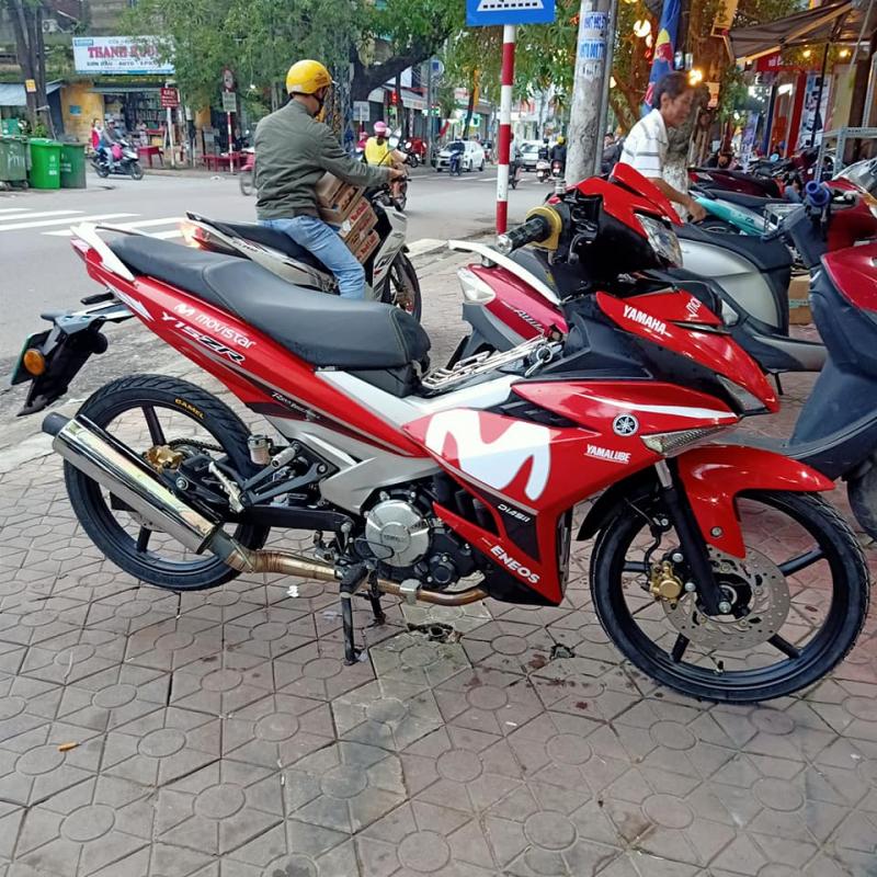 Đồ chơi xe máy Huy Hùng