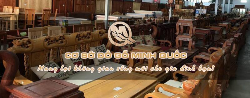 Đồ gỗ Minh Quốc