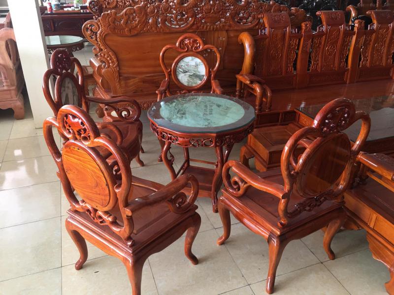 Đồ gỗ nội thất Sơn Hoà