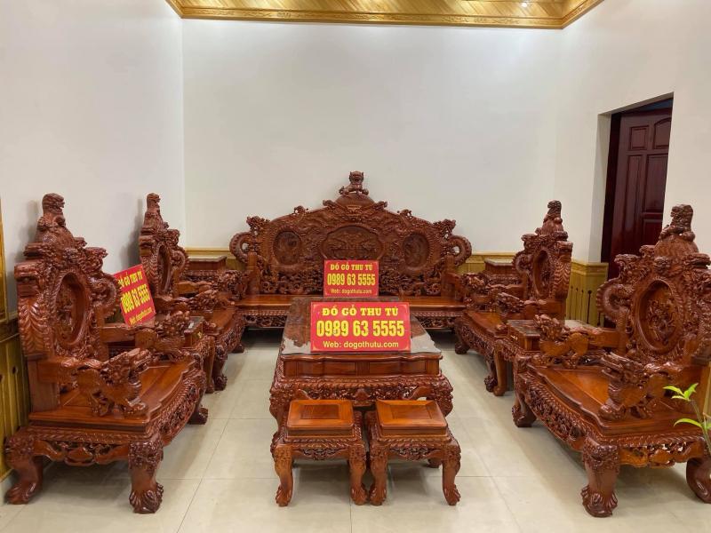 Đồ gỗ nội thất Thu Tú