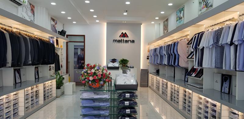 Mattana là hãng thời trang thuộc công ti may Nhà Bè.