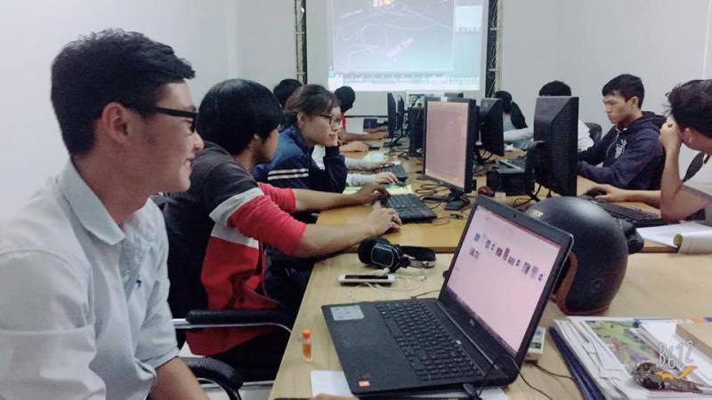 Đồ Họa Kiến Trúc DOA - trung tâm đào tạo 3Dmax-Vray