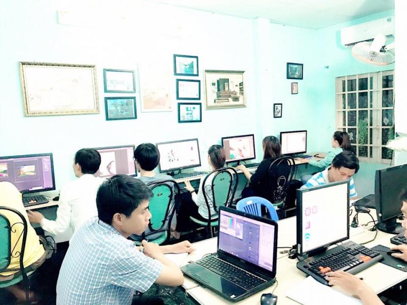 ĐỒ HỌA SÀI GÒN - trung tâm đào tạo 3Dmax-Vray