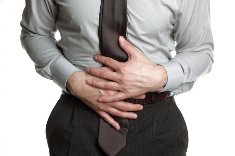 Do mắc các bệnh về đường tiêu hóa