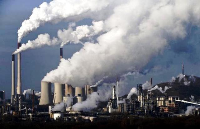 Do môi trường bị ô nhiễm, khói bụi