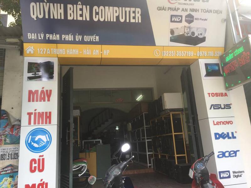 Đổ mực in Hải Phòng - Quỳnh Biên Computer