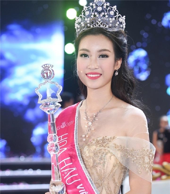 Tân Hoa hậu Việt Nam Đỗ Mỹ Linh