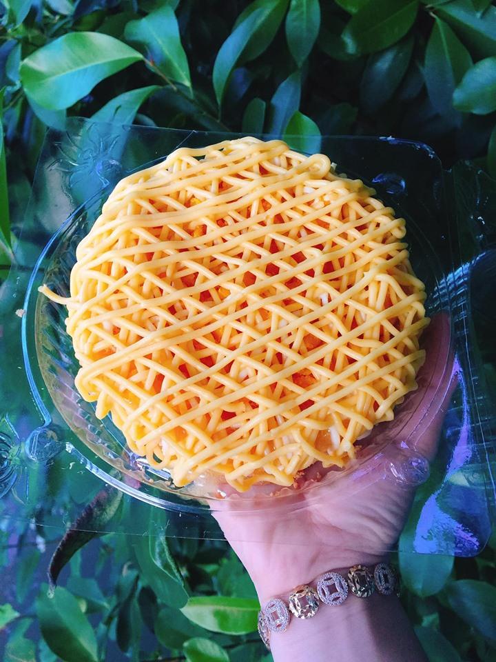 Bánh thơm ngon độc lạ