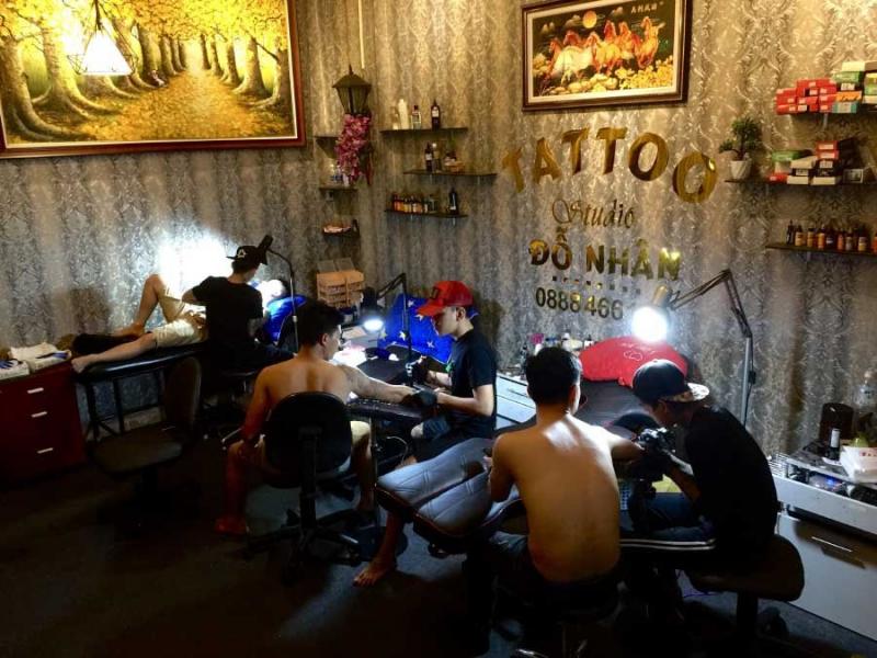 Đỗ Nhân Tattoo Studio