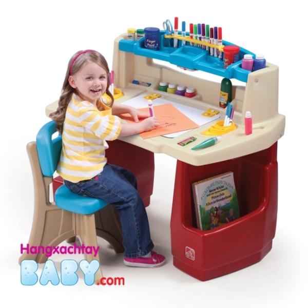 Một bộ đồ chơi như thế này giúp bé phát huy năng khiếu của mình