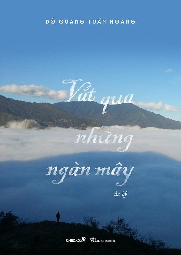 Tác phẩm Vắt qua những ngàn mây của tác giả Đỗ Quang Tuấn Hoàng