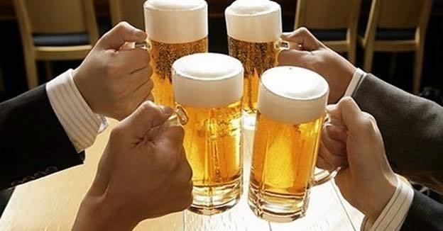 Do rượu, bia, thuốc lá